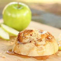 Learn how to make these amazing apple cheesecake stuffed cinnamon rolls for yourself!