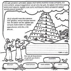 The Tower of Babel   Tower of Babel   Tower of babel ...
