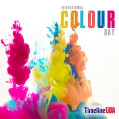 Sometimes all you need is a little splash of Colours. All You Need Is, Happy Colors, Special Day, Color Splash, Colours, Paint Splats
