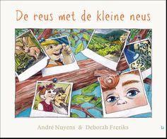 André Nuyens - De reus met de kleine neus