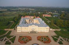Castle Rundale, Bauska, Latvia