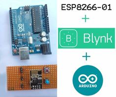 This is a tutorial to show you how to flash a firmware to ESP8266-01 and connect to Blynk using an ESP8266 - 01 as an Arduino wifi shield.Hardware needed:*Arduino Uno/Mega*Jumper wires*USB A to USB B cable*ESP8266-01Software needed:For easy access, move or download the following software to the desktop of your Linux. It can be moved later.*Linux or Mac for flashing firmware.*Arduino IDE link: https://www.arduino.cc/en/main/software*Most recent BLYNK library link…