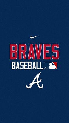 Brave Wallpaper, Mlb Wallpaper, Braves Baseball, Atlanta Falcons, New England Patriots, Dodgers, Phone Wallpapers, Mustang, Michigan