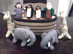Elephants for the Ark