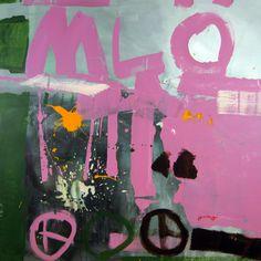 """Saatchi Art Artist: Gavingo Gavingo; Acrylic 2010 Painting """"Synthetic Relation 3"""""""