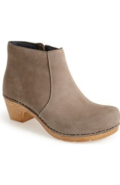 Dansko 'Maria' Bootie (Women) available at #Nordstrom