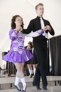 What Do Irish Dance Judges Look For? #7—Cross
