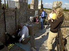 Have you kissed the Blarney Stone - Co Cork