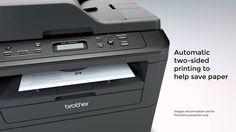 Printer yang dimiliki oleh Brother memiliki fungsi yang dapat mencetak dokumen dua sisi (duplex) secara otomatis, sehingga dapat mengurangi pemakaian kertas. #BrotherIndonesia #AtYourSide #FYI #FYIIndo #FYITech #SavePaper