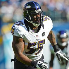 "Baltimore Raven OLB 6'3"" 260 Terrell Suggs AKA T Sizzle Like and Repin. Thx Noelito Flow. http://www.instagram.com/noelitoflow"