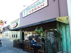 San Diego Vegan & Vegetarian Restaurant – Moncai Vegan