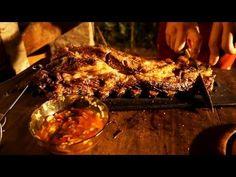 Como hacer Chimichurri y Asado de Tira o costillar a la parrilla! No se pierdan esta tremenda receta Locos! Salud