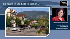 All About Vernon BC  https://gp1pro.com/Canada/BC/Vernon/2907_32_Street.html  Life in Vernon BC is idyllic!  Surrounded by three lakes there is so much water fun in Vernon BC.  Kalamalka Lake, Okanagan Lake and Swan Lake offer the best in water fun in the Okanagan. Snow skiing in Vernon is fabulous at Silver Start Resort.  Watch our Vernon Vipers play at Kal Tire Place. Golfing in the Okanagan doesn't get any better than four golf courses in Vernon BC. Come and visit the Rise Golf Course…