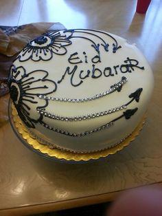 Eid cake. Eid Cake, Ramdan Kareem, Ramadan, Decorations, Cakes, Baking, Desserts, Diy, Food