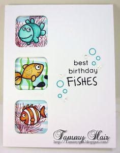 Tammy's Spot: Best Birthday Fishes