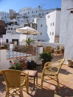 Hotel La Casa del Califa (Vejer de la Frontera, Cádiz)