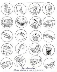 Teach Kids About Healthy Eating with a Food Group Sorting Activity English Activities, Sorting Activities, Activities For Kids, Healthy And Unhealthy Food, Healthy Eating, Healthy Foods, Food Pyramid, Preschool Curriculum, Free Preschool
