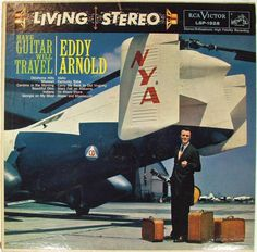 Eddy Arnold - Have Guitar, Will Travel (RCA; 1959) A rare early stereo LP by one of the most popular country artists of the 1950s. #records #vinyl #albums #LP