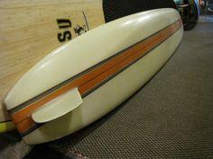 Hobie 1964 Vintage Longboard Surfboard D fin