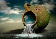 I am loving the work of this surrealist photographer and artist Ben Goossens Double Exposition, Rene Magritte, Photoshop, Surrealist Photographers, Surrealism Photography, Living Water, Photography Competitions, Surreal Art, Surreal Photos