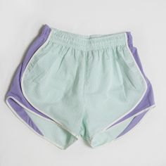 Lauren James Mint/Lavender Shorties available at southerncharmclothing.com