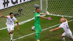 World Cup 2014: Portugal Ties United States With Goal in Stoppage Time