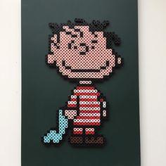 Linus van Pelt - Peanuts perler beads by yumy1130