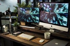 10 Best Desk Setup of 2017 for Designers – Inspire Design Photography Backdrops, Book Photography, Street Photography, Photography Hacks, Photography Tutorials, Amazing Photography, Monitor For Photo Editing, What Is Digital, My Workspace