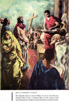 Ben Stahl, The Stations of the Cross, 1954https://en.wikipedia.org/wiki/Ben_Stahl_(artist)