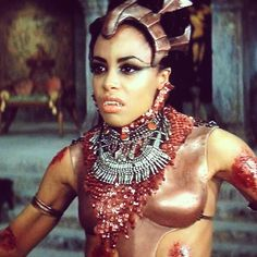 Akasha Queen of the Damned