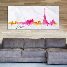 Paint splashes world map canvas wall art by michael tompsett paint splashes world map canvas wall art by michael tompsett multicolor pinterest paint splash canvases and walls gumiabroncs Choice Image