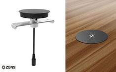 How To Make A Desk With Hidden Wireless Charging Everything Diy Pinterest And