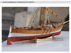 Wooden Ship Model Kits, Wooden Boat Kits, Wooden Model Boats, Wood Boats, Model Ship Building, Naval, 3d Laser, Boat Design, Small Boats