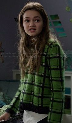 Emma Red Band Society Fashion at WornOnTV.net Marc by Marc Jacobs Prudence Sweater