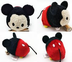 Preview: Classic Mickey Mouse Tsum Tsum
