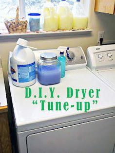 dryer tune up