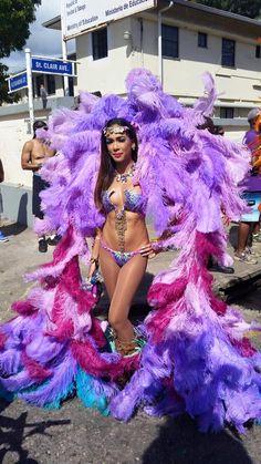 Trinidad 2016..  Taken from Trinidad Carnival Diary..