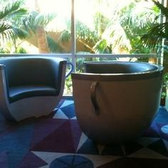 Tea Cup Chairs