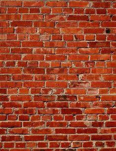 Old Master Patterns Red Brick Wall Texture Backdrop For Photo – Shopbackdrop Brick Wallpaper Iphone, Red Brick Wallpaper, Wallpaper Gallery, Gallery Wall, Brick Patterns, Wall Patterns, Orange Brick, Orange Red, Old Brick Wall