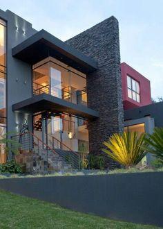 muro supera techos de ventanas media bahía