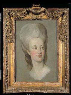 María Antonieta por Madame Vigge Lebrun