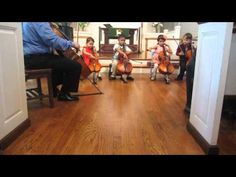slides and wiggles, Pre-twinkle cello group, Gasse School of Music, Forest Park Illinois - YouTube