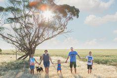 Matthew & Family