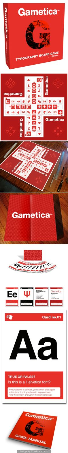 Gametica Typography Game