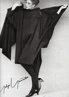 Yamamoto 1981. Yohji Yamamoto