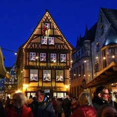 UNESCO World Heritage Town of Quedlinburg holds famous Christmas Markets