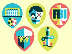 Icons by Marco Goran Romano