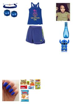 """""""Idk........"""" by nerdyk ❤ liked on Polyvore featuring adidas, Domo Beads, Kenneth Cole, Davidoff and Samsung"""