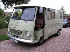 Peugeot j7. Perfect camper.