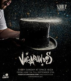 Vagabundos at Space 2015